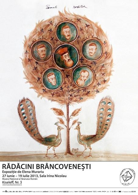 afis_Radacini brancovenesti