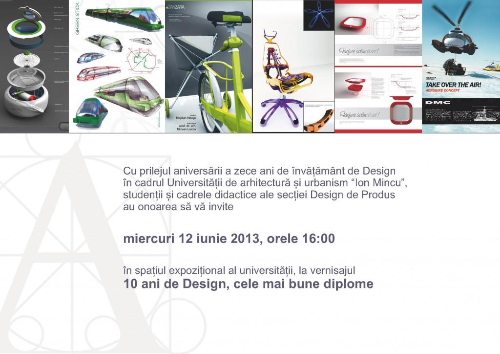 invitatie expo DESIGN