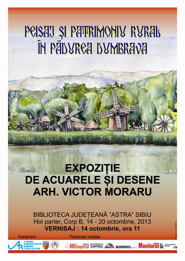 Afis expo Moraru