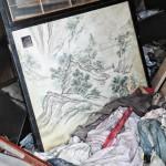 ChihiroMinato, Série Fukushima (2011), photographie imprimée sur papier japonais