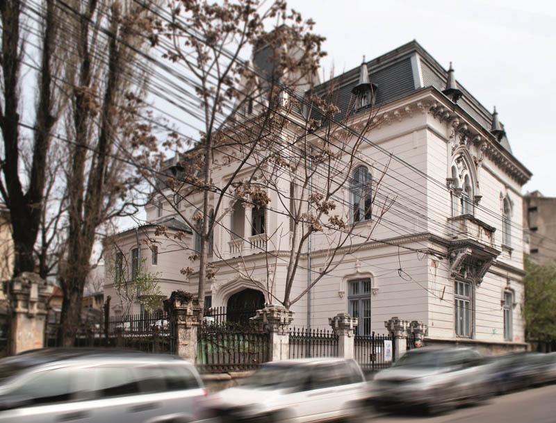 Centrul de cultura arhitecturala UAR