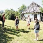 5. Releveu la casa nr. 56 din satul Anghelești, UdV Bucium, 2013 ©RPER