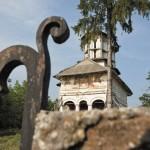 """2 Biserica """"Buna Vestire"""" @Copăceni, ctitor protopopul Șerban Copăceanu, zugravi Manole, Dinu și calfele Dumitru și Dumitrașcu, 1804, fotograf Dan Vezentan"""