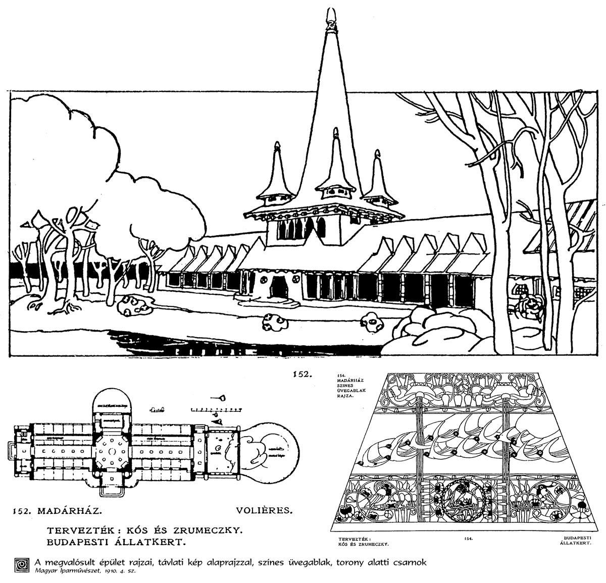 ARHITECTURA 6_EFIGII_M.P._CASA PASARILOR ZOO_1