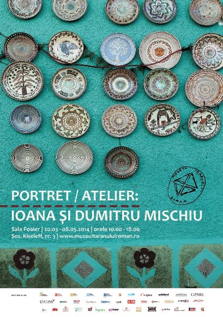 afis Portret Atelier Ioana Mischiu_1
