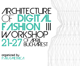Architecture of Digital Fashion