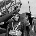 Marcel Lods en tenue d'aviateur, n.d. © Fonds Marcel Lods/Académie d'architecture/Cite de l'architecture & du patrimoine/Archives d'architecture du XXe siècle