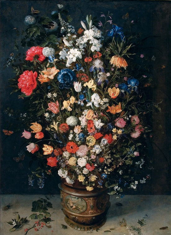 Brueghel - Buchet cu flori