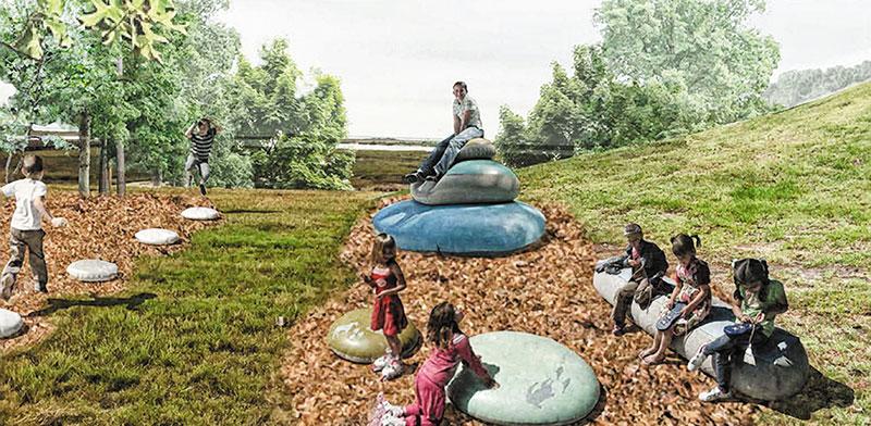 Loc de joacă pentru copii Children's Playground