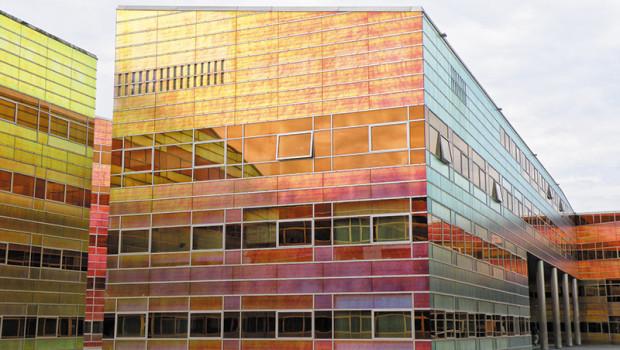 UN Studio, Birouri La Défense, Almere-Stad, 1999-2004 UN Studio, Offices La Défense, Almere-Stad, 1999-2004