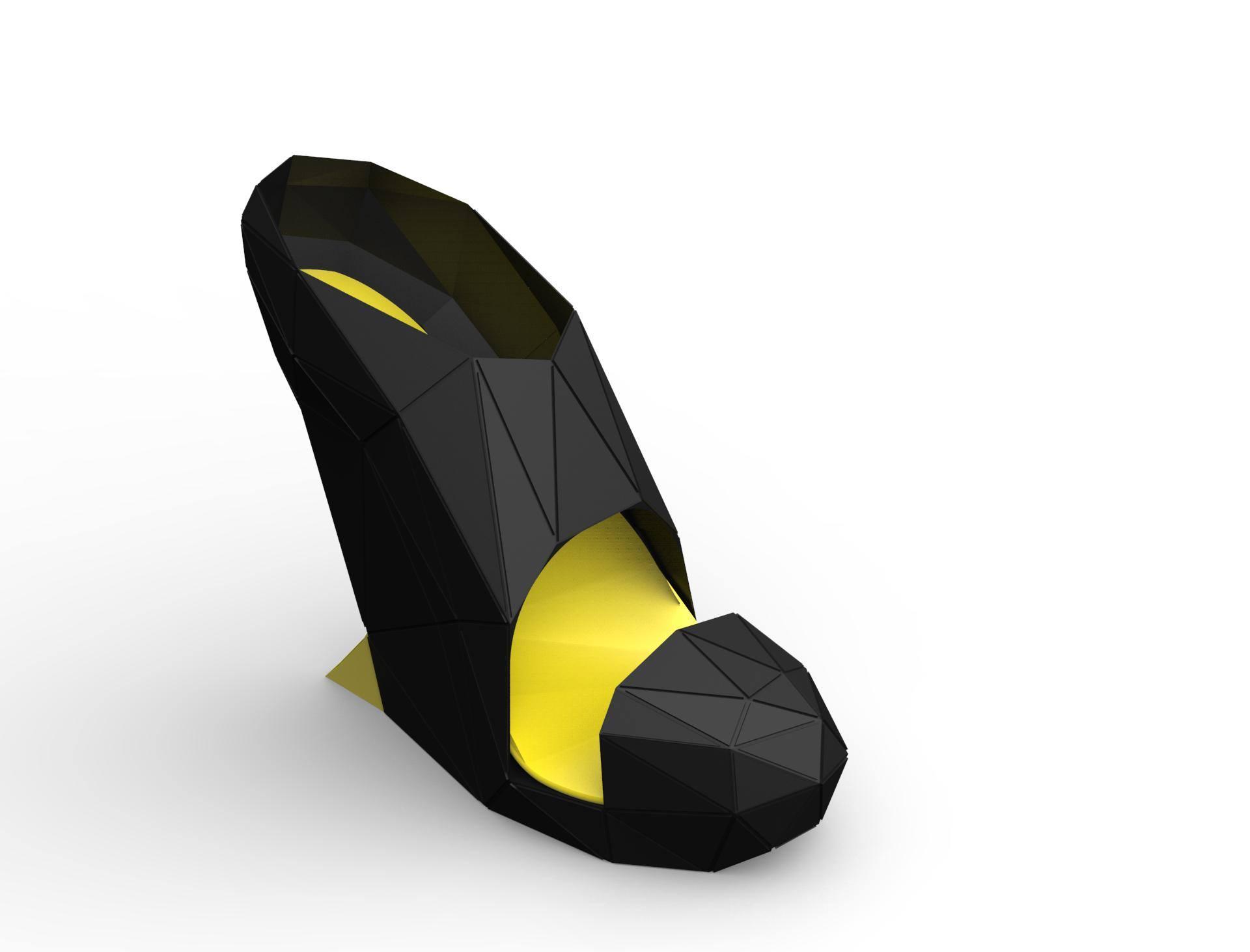 The Traingulator - parametric shoes randare (1)