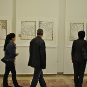 expo ''Calatori prin manuscris''