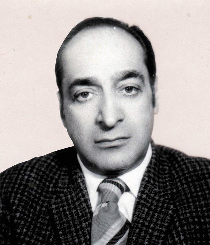 Radu Patrulius, cca. 1975. Sursa: arhiva familiei