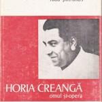 Horia Creangă. Omul și opera (București: Ed. Tehnică, 1980). Coperta. Sursa: colecția personală