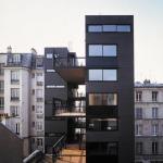 arh. Philippe Gazeau în Rue de l'Ourcq 46, Paris