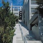 arh. Tadao Ando, Mount Rokko Housing I, II, III, Kobe, Japonia, 1981-1998)