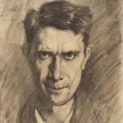 Luchian - Autoportret, 1907
