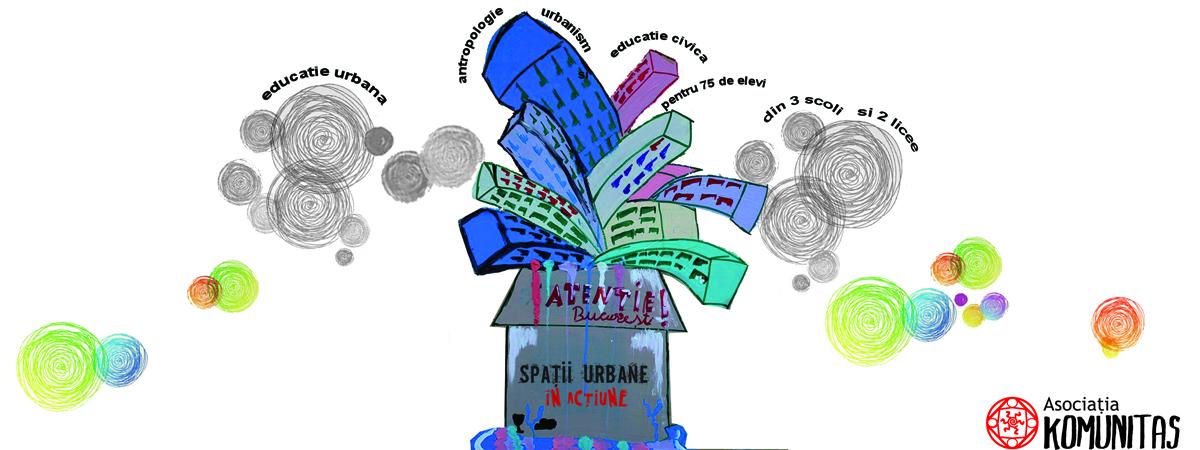 educatie urbana komunitas
