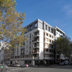 Imobil de locuințe, Boulogne, 2010