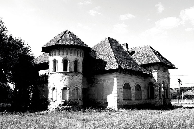 Conacul Rainer, Lăcieni, Teleorman©Raluca Bărbulescu
