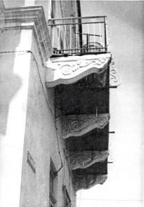Farmacia Gorghias- Semaca, str Marchian, nr. 8, Botoșani, era singura clădire civilă inclusă în lista monumentelor de arhitectură prin HCM 1160/1955. Demolată în1982 pentru rectificarea traseului Căii Naționale, care a distrus centrul istoric al orașului Botoșani. Desfințarea structurii urbane medievale a Botoșanilor se datorează unor arhitecți cunoscuți.