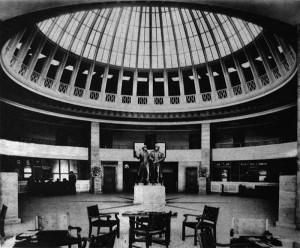 Interior Aerogara Băneasa