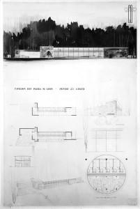 planșă Pavilion pentru 45 de atleți