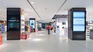 Best Value travel retail stores, proiect 2011-2013, finalizare execuție 2013, arie construită desfășurată: 994/790/110/52 mp;