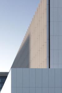 Tradecenter Oradea, proiect 2011–2014, finalizare execuție 2014; arie construită desfașurată 17.000 mp;