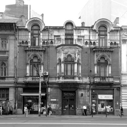 5. Ion Socolescu (1856-1924) Imobilul Socolescu, Bd. Carol I 28 (1896)
