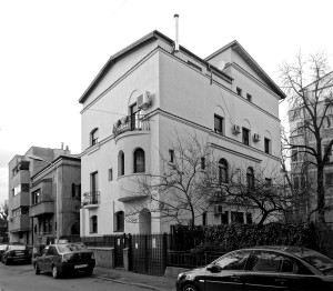 22. Ion I. Berindey (1897-1981) Strada Paul Greceanu 41 (1937)