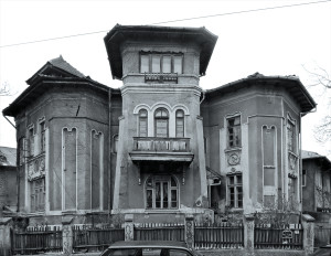 23. Ion D. Traianescu (1875-1964) Vila Traianescu, Strada Ady Endre 3