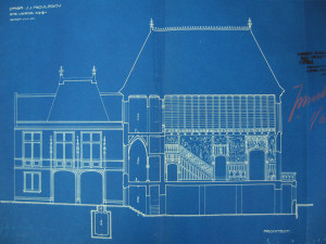 Secțiune - autorizație de construcție, A.N.R.-D.M.B., fond PMB TEH., dosar 439/1910.