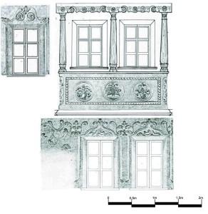 Ornamente fațadă