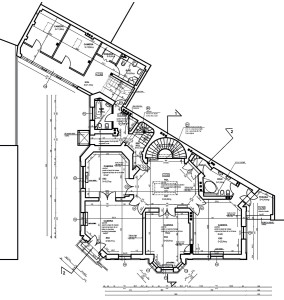 Plan etaj;
