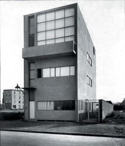 Le Corbusier, Pierre Jeanneret, Casa Guiette, fotografie © FLC, ADAGP, Paris 2015 © ADAGP, Paris 2015 © Maury