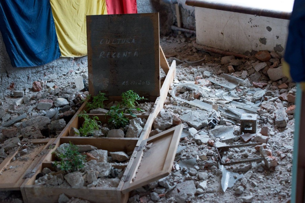 Grupul Avantpost @ Memorialul Revoluției, Conexiunea cu prezentul