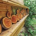 Detaliu lemn © Echipa Raum