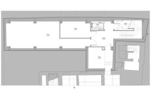 Plan Subsol cota -2,80 m