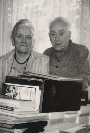 Eugenia și Radu Greceanu, 2005, Victoria Dragu Dimitriu, Povestea unei familii din București, Grecenii, Editura Vremea