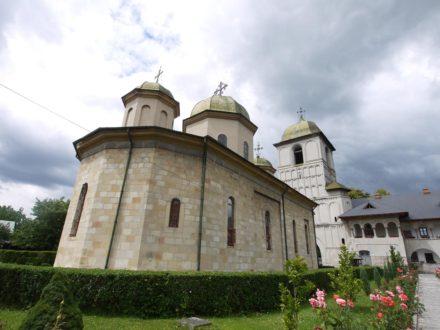 Incinta Manastirii Negru Voda (Foto: Sidonia Teodorescu)