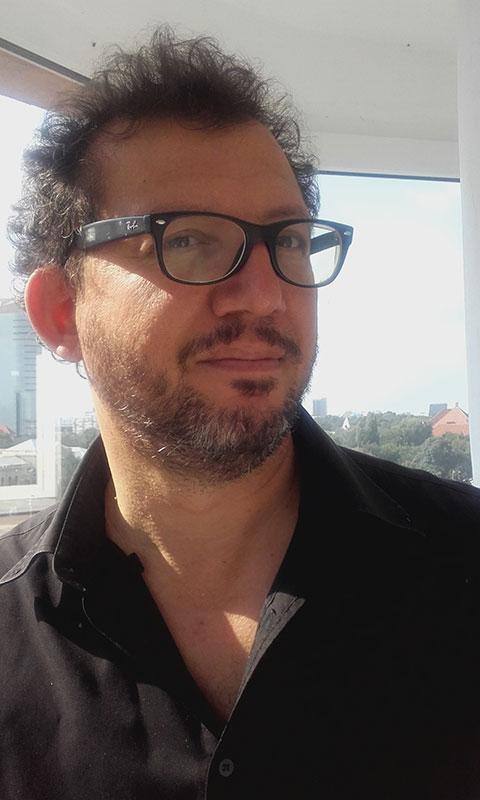 Pietro Elisei (Managing Director Urbasofia)