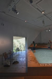 Aileen Sage Architects,Michelle Tabet, Australian Pavilion: The Pool – Architecture, Culture and Identity in Australia