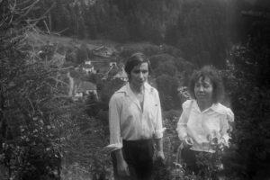 În grădina uitată timpul este un hoț, Andrei Nacu