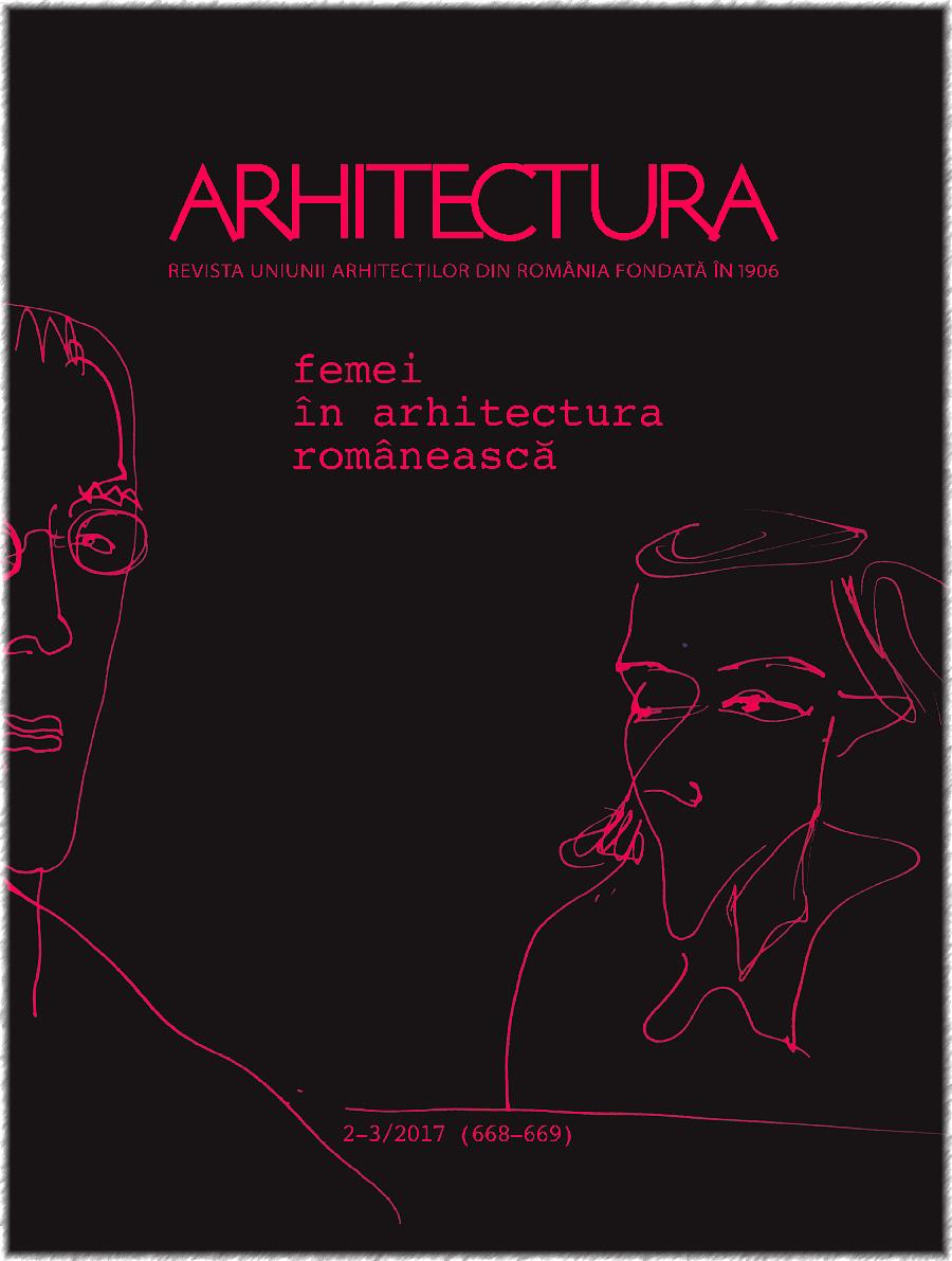 Arhitectura nr 2-3/2017