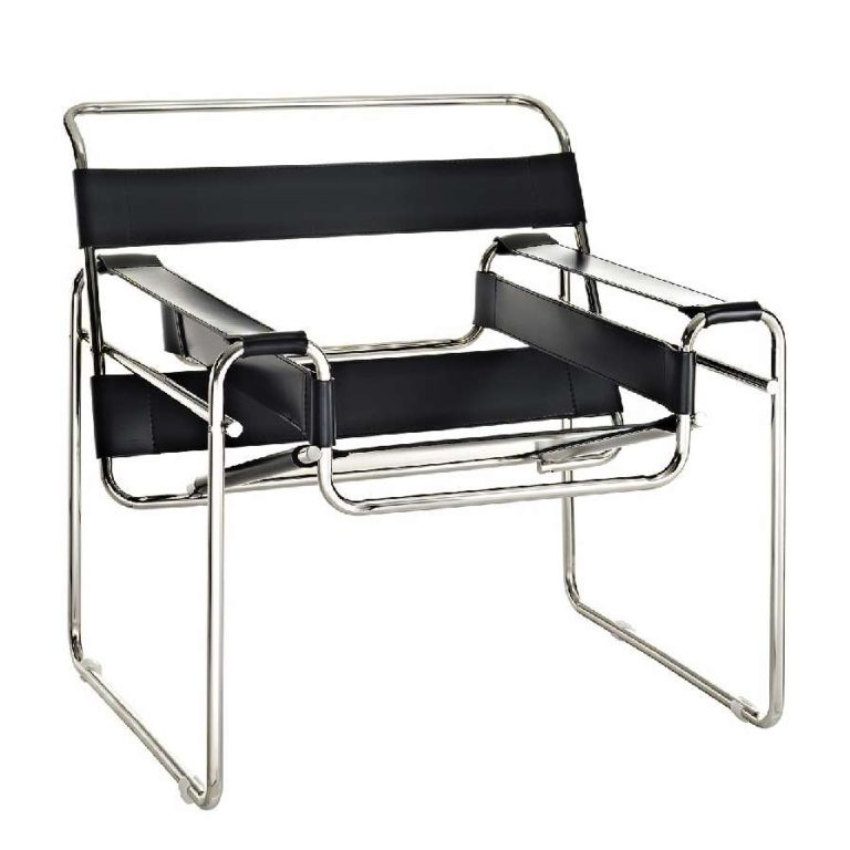 marcel breuer_wassily chair_1