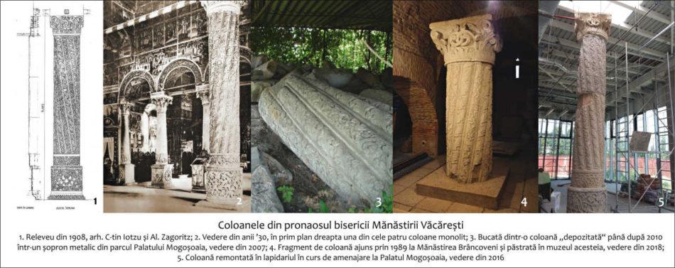 20b-Coloane pronaos biserica 1908-2018m
