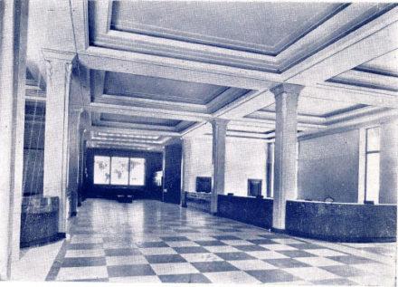 sursa revista Arhitectura 1933