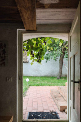 Casa Albă,interior/exterior , Foto: Daniela Puia