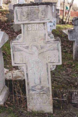 Fig. 18 Cruce de secol XIX, Greceanca, Buzău